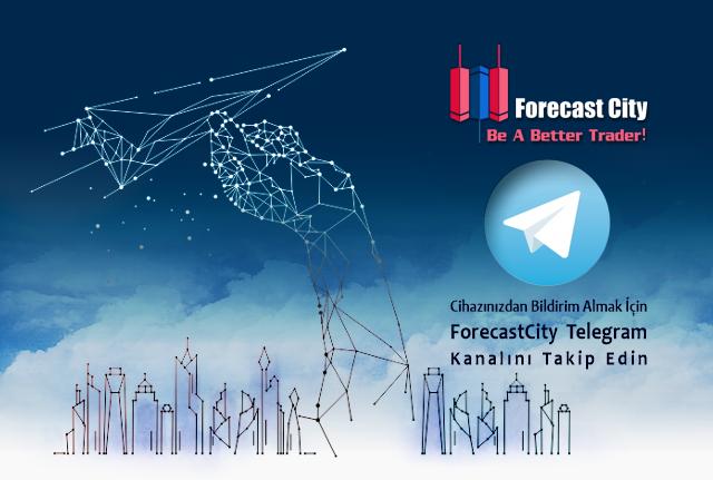 ForecastCity'nin Resmi Telgraf kanalı