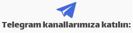 Telegram kanallarımıza katılın