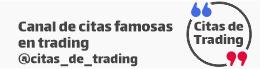 Canal de citas famosas en trading